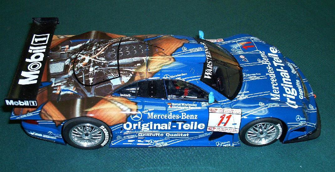 John Machaqueiro's BBR Mercedes